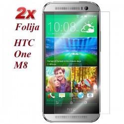 Zaščitna Folija ekrana za HTC One M8 , Duo pack