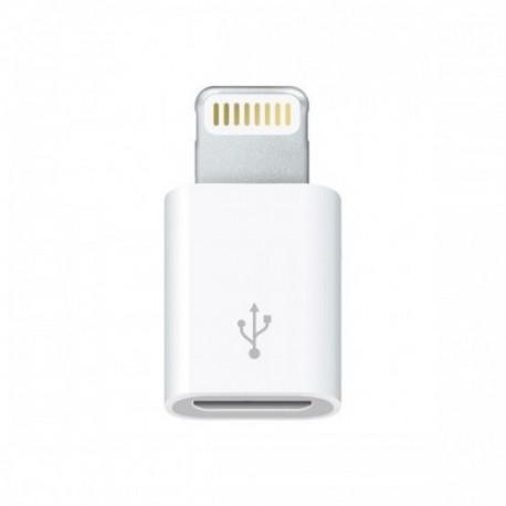 Lightning polnilni Adapter Micro-USB to 8-Pin Apple MD820ZM