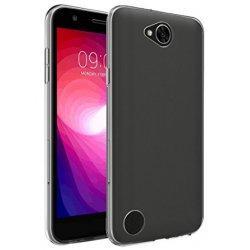 Silikonski etui za LG X Power 2, 0,3mm, Prozorna barva