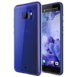 Silikonski etui za HTC U Ultra, 0,3mm, Prozorna barva
