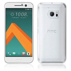 Silikonski etui za HTC 10 Lifestyle, 0,3mm, Prozorna barva