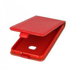 "Preklopna torbica, etui ""flexi"" za Huawei P10 Lite, rdeča barva"
