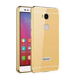 """Etui """"Alu"""" za Huawei Honor 5X, Zlata barva"""