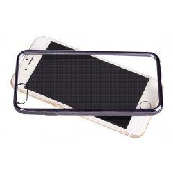 "Etui ""Clear Case"" za LG G6, temno siva"