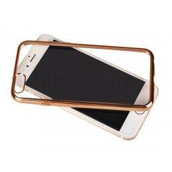 "Etui ""Clear Case"" za LG G6, zlata barva"