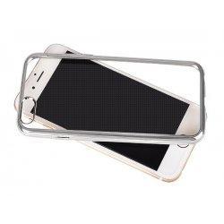 "Etui ""Clear Case"" za LG G6, srebrna barva"