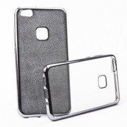 "Etui ""Glitter Case Elektro"" za Huawei P10 Lite, temno siva"