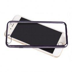 "Etui ""Clear Case"" za Huawei P10 Lite, temno siva"