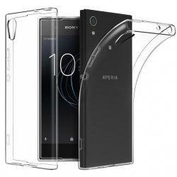 Silikonski etui za Sony Xperia XA1, 0,3mm, Prozorna barva