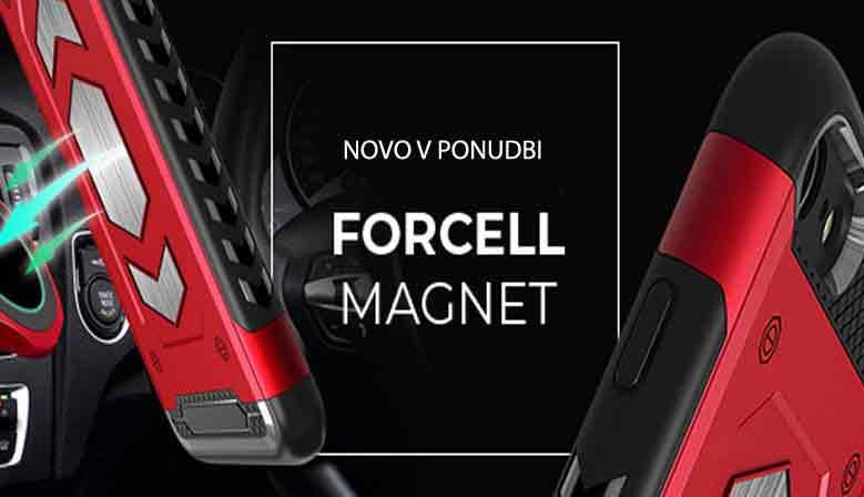 Forcell Magnet etuiji z nosilcem