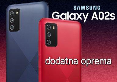 Oprema za Samsung Galaxy A02s